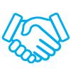 Farm Life Fitness - Collaborative Approach - Handshake
